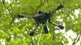 Drone-kite hybrid keeps UAVs on a tight leash