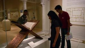 The Met showcases Islamic art as a response to Trump's Muslim ban
