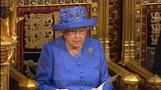 The priority is Brexit - British Queen sets out PM's agenda