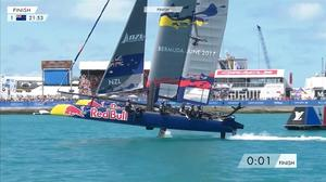 Great Britain take Youth America's Cup title in final race