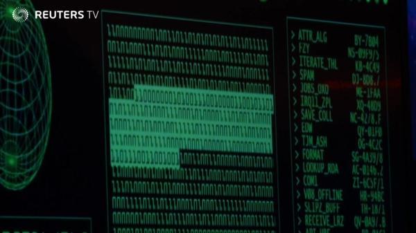Virus hits European computer servers