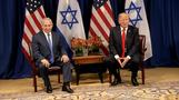 'We really have a chance,' Trump says on Israeli-Palestinian peace