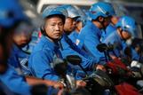 中国で増える出前配達員の死亡事故、急成長産業の光と影(字幕・28日)