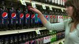 PepsiCo's beverage sales fall