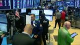 S&P breaks 8-day winning streak