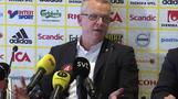 'I focus on my own team', says Sweden coach Andersson