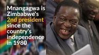 Emmerson Mnangagwa: 5 facts about Zimbabwe's new president