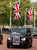 Green wheels for the big smoke: London's electric cabs