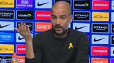 I encouraged players to celebrate after derby says Guardiola