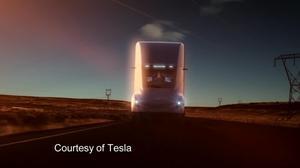 PepsiCo preorders 100 Tesla Semis
