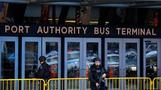 NYC terror suspect charged, wife questioned