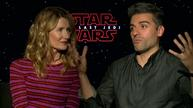 'Star Wars' cast react to 'The Last Jedi'