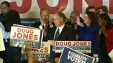 Jones claims victory in Senate race in Alabama