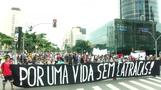 Protests erupt in Brazil over public transport price hike