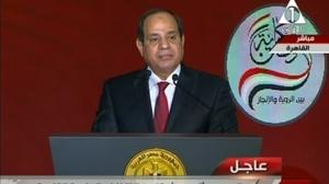 Egypt's Sisi to run for second term in March election