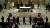 Slain Ohio officers remembered as heroes at funeral