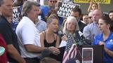 Florida survivor rallies for gun law reform