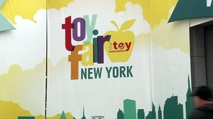 Squishy toys, unicorns, and poop at 2018 Toy Fair