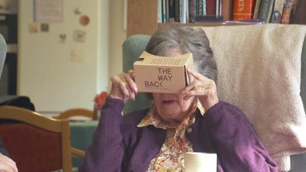 VR takes dementia patients on a trip down memory lane