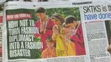 ضجة في الهند بسبب ملابس ترودو التقليدية