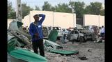 مقتل 18 شخصا في انفجار سيارتين ملغومتين في مقديشو