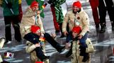 Olympisches Feuer in Pyeongchang erloschen