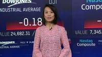 米国株反落、利上げ加速の思惑で(21日)