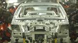 Euro zone business boom eases off