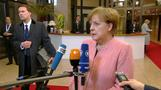 Merkel - Haben noch keine Klarheit über US-Stahlzölle