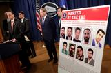 U.S. charges Iranians for global cyber attacks