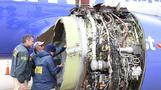 Signs of 'metal fatigue' in failed Southwest engine