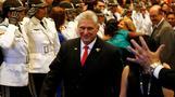 Cuba names first non-Castro leader since revolution