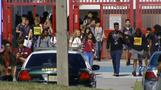 Parkland students walk out to say \