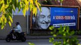 Soros foundation says it might quit Hungary