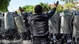 Police detain protest leaders in Armenia