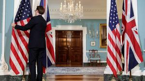 Trump's first UK trip to come in July, with caveats