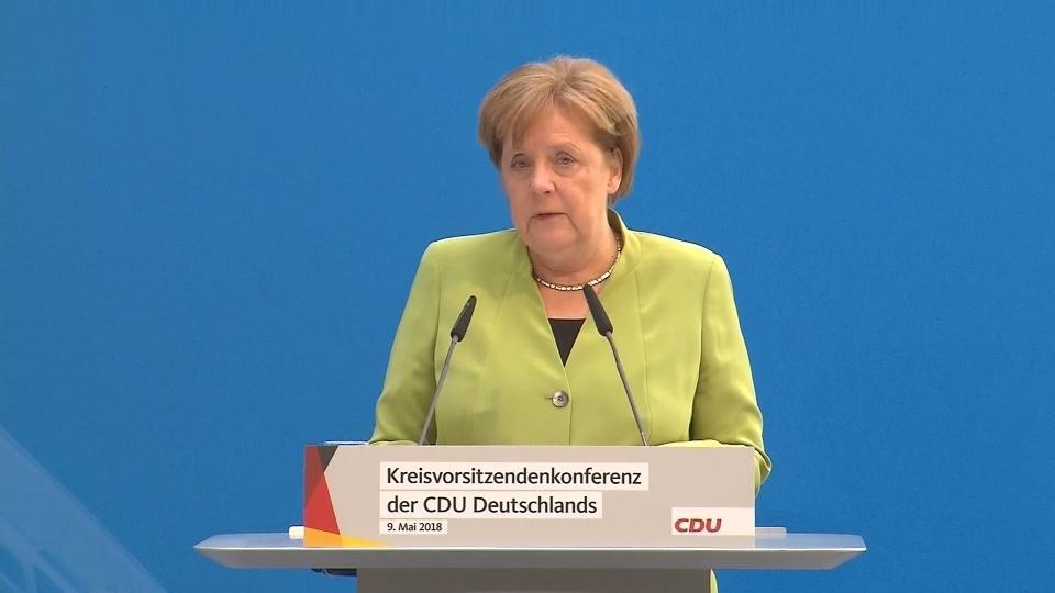 Merkel plädiert für breiteres Iran-Abkommen | Reuters.com