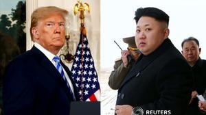 美朝峰会或生变 朝鲜称可能要重新考虑