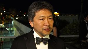 Palme d'Or winner Kore-eda says he knew film was special