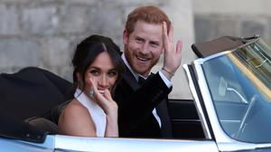 No honeymoon just yet for newly wed royal couple