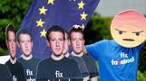 Mark Zuckerberg tells EU 'sorry' for data leak