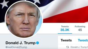 Judge rules Trump can't block Twitter users