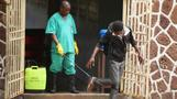 Ebola patients flee Congo hospital