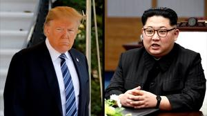 North Korea's Kim committed to Trumpy summit