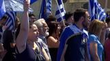 Greeks protest Macedonia name deal