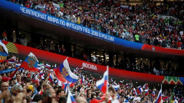 Racist monkey chants haunt Russia's World Cup