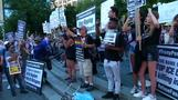 New Yorkers protest family separations at U.S. border
