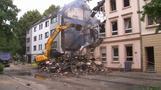 Wuppertal: Einsturz nach Explosion