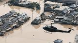 Floods in western Japan kill over 100