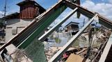 Japan flood survivors face uncertain future